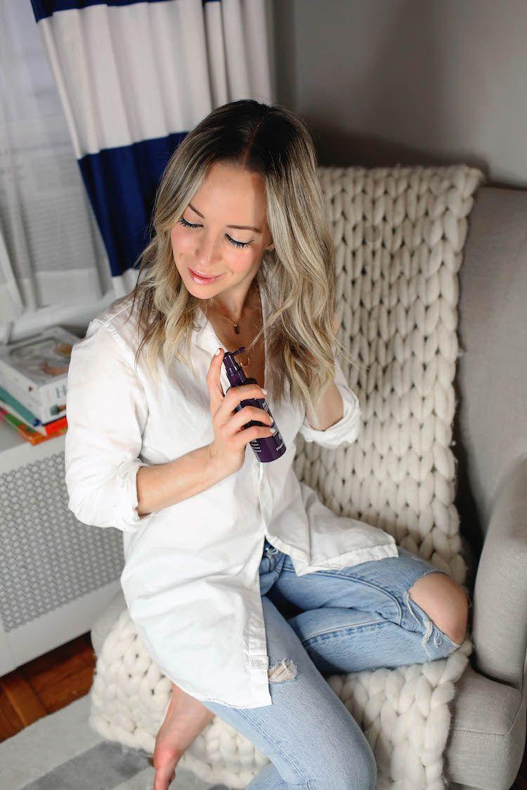 Aveda Invati Advanced, Haircare, Helena of Brooklyn Blonde