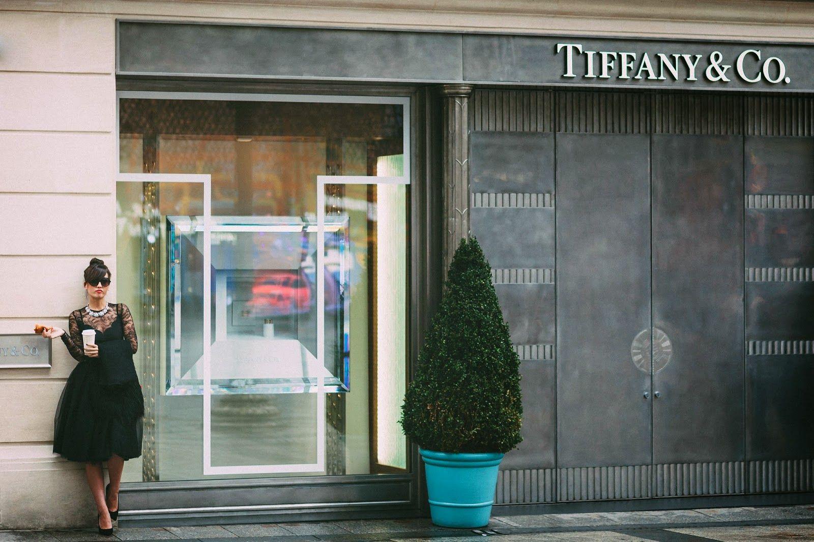 Breaakfast at Tiffany's