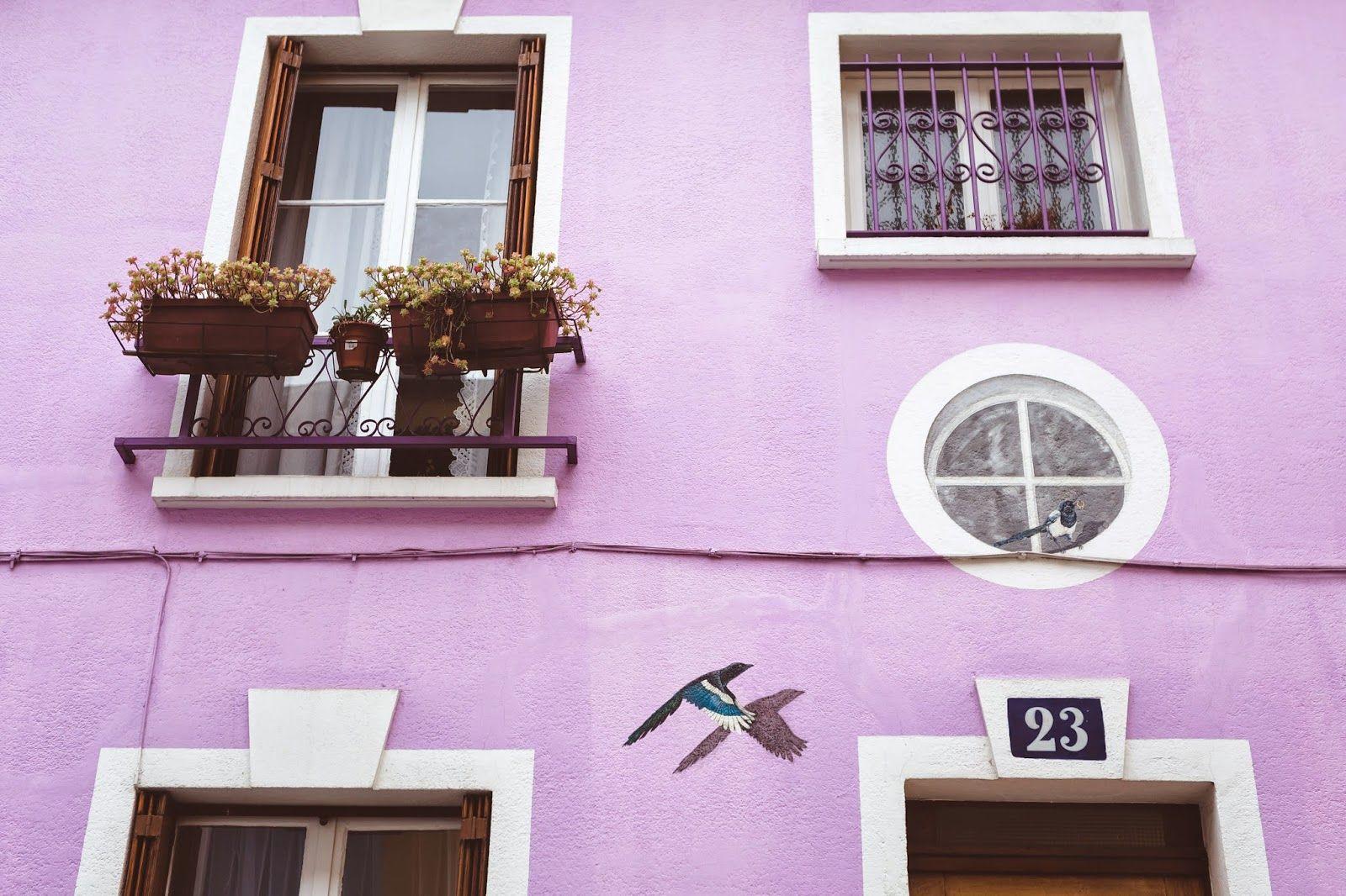 cute parisian streets