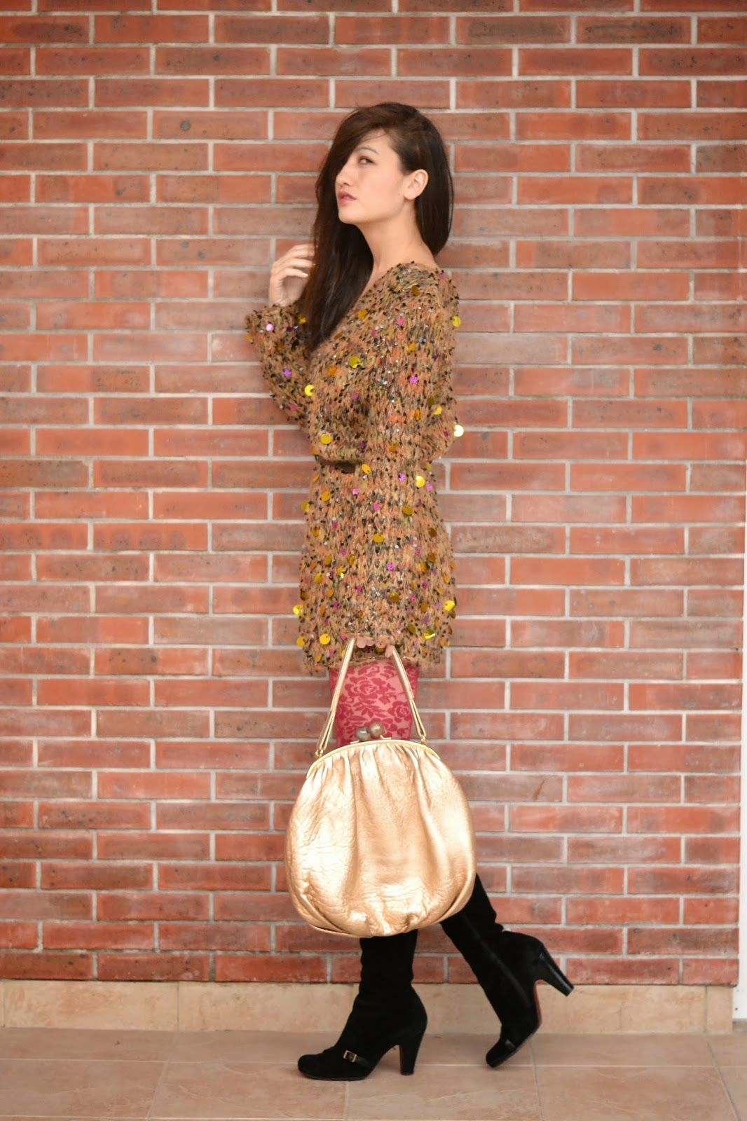 Manoush Jumper Dress