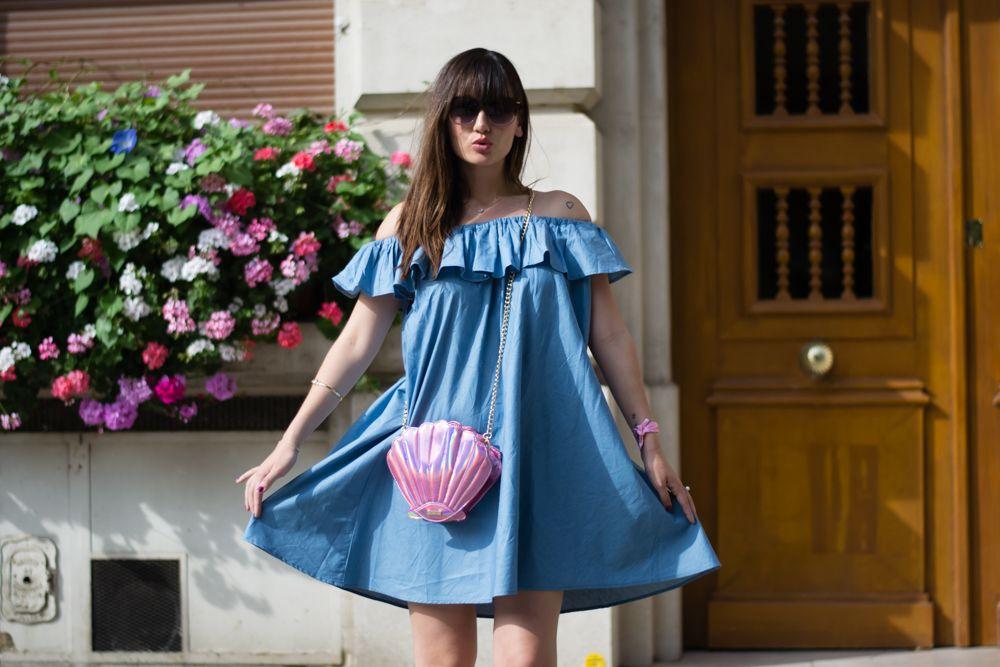 Paris, blogger, Summer style, blogger, Look, Streetstyle