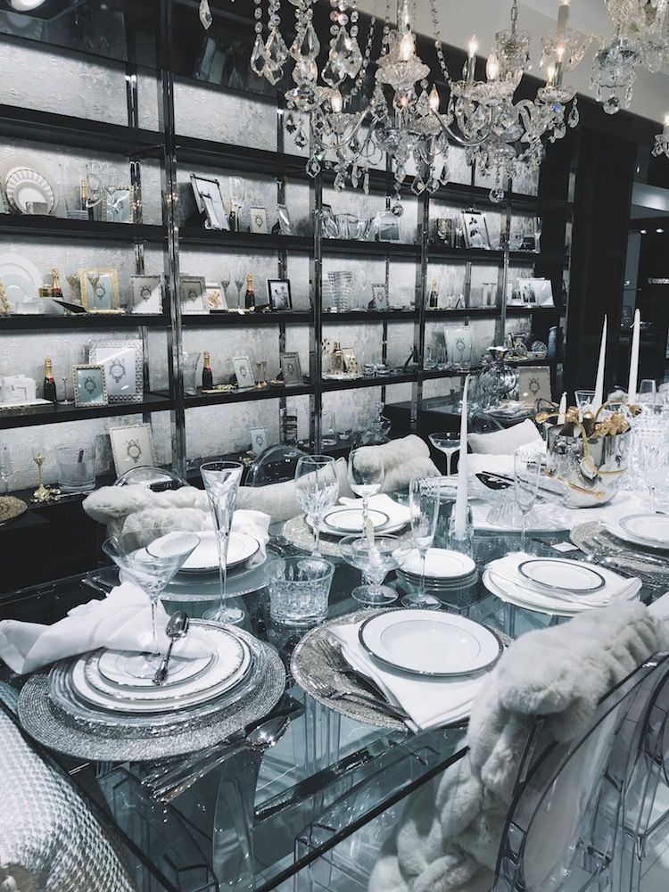 Bloomingdale's Home Department, Tablescape, Helena of Brooklyn Blonde