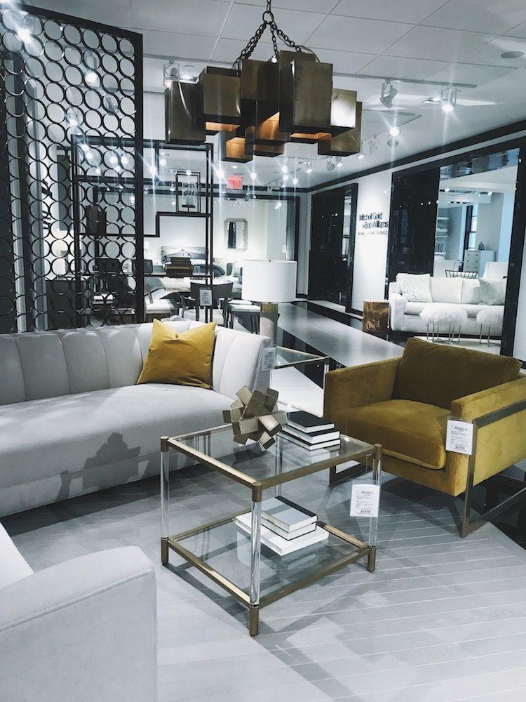 Bloomingdale's Home Department, Furniture, Helena of Brooklyn Blonde
