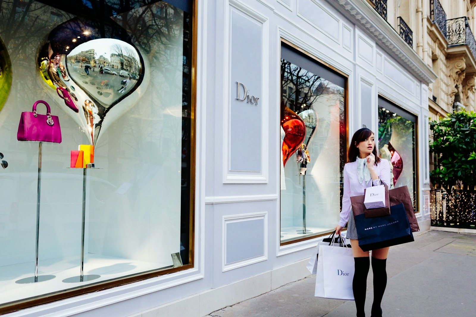 Dior avenue Montaigne