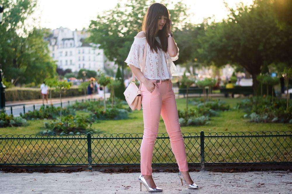 Paris, Fashion, Blogger, Look Chinos