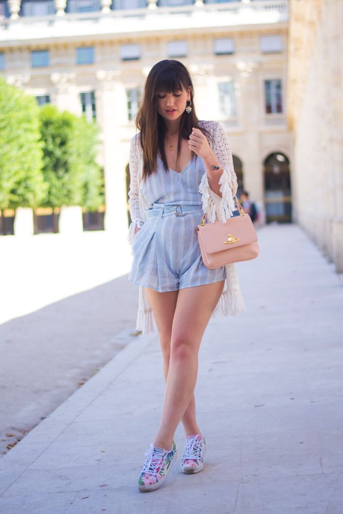 Blog Mode Paris, Streetstyle, Magali Pascal, Meet me in paree, Look of the day