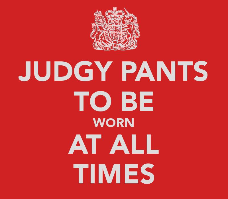 Judgy McJudgerson   Find the thread