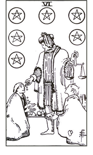 RWS Tarot Images in Black and White for Free Download | What I\'ve ...