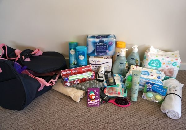 It's In The Bag Christmas Campaign Share the Dignity Nappy Bag   awayfromblue blog