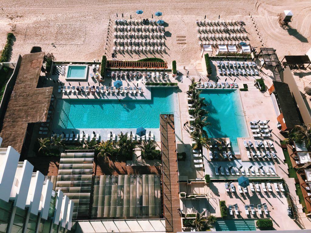 Secrets the Vine hotel, Cancun