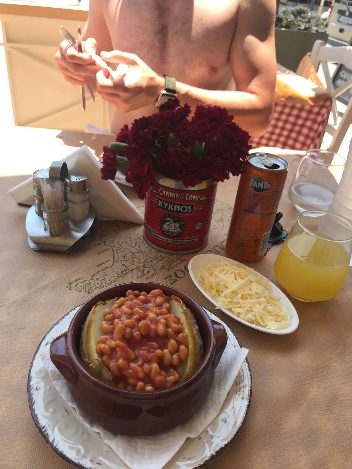 Best Places To Eat In Zante