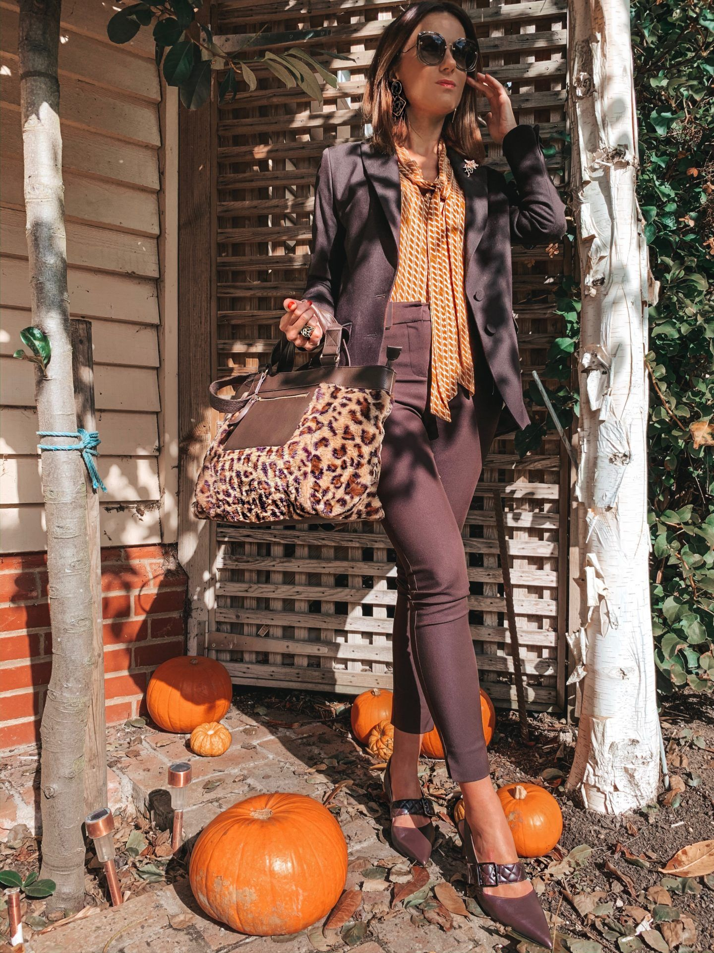 A/W19 Fashion trends Beige and brown hues