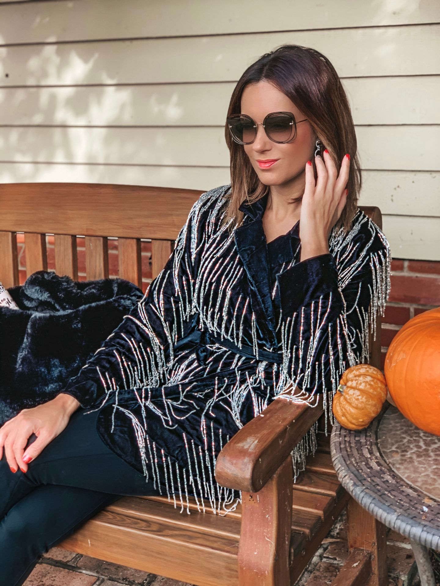 A/W19 Fashion trends Sparkles, fringe and sequins, oversized bags