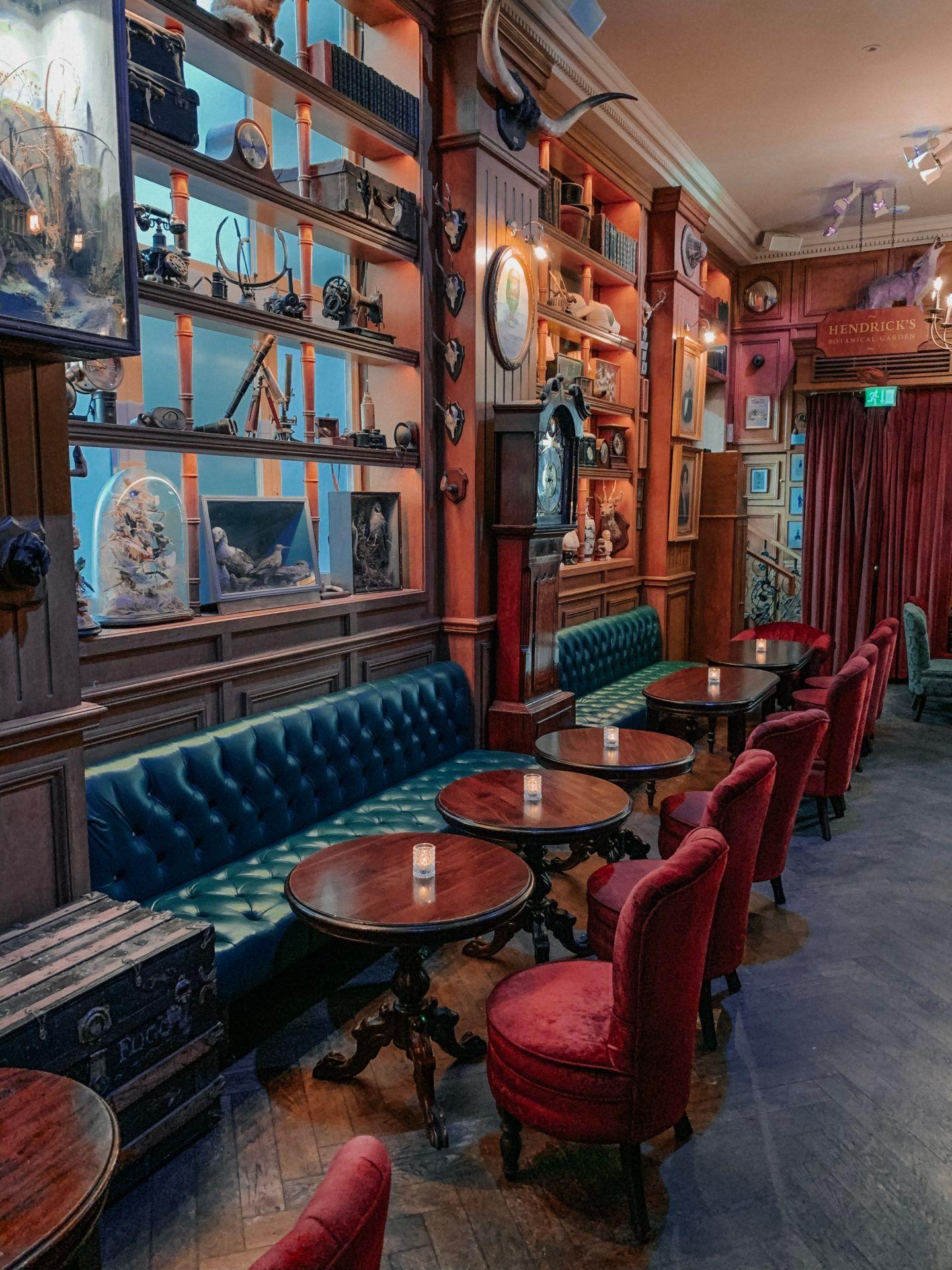 MR FOGG'S RESIDENCE IN MAYFAIR, LONDON LONDON BEST BARS