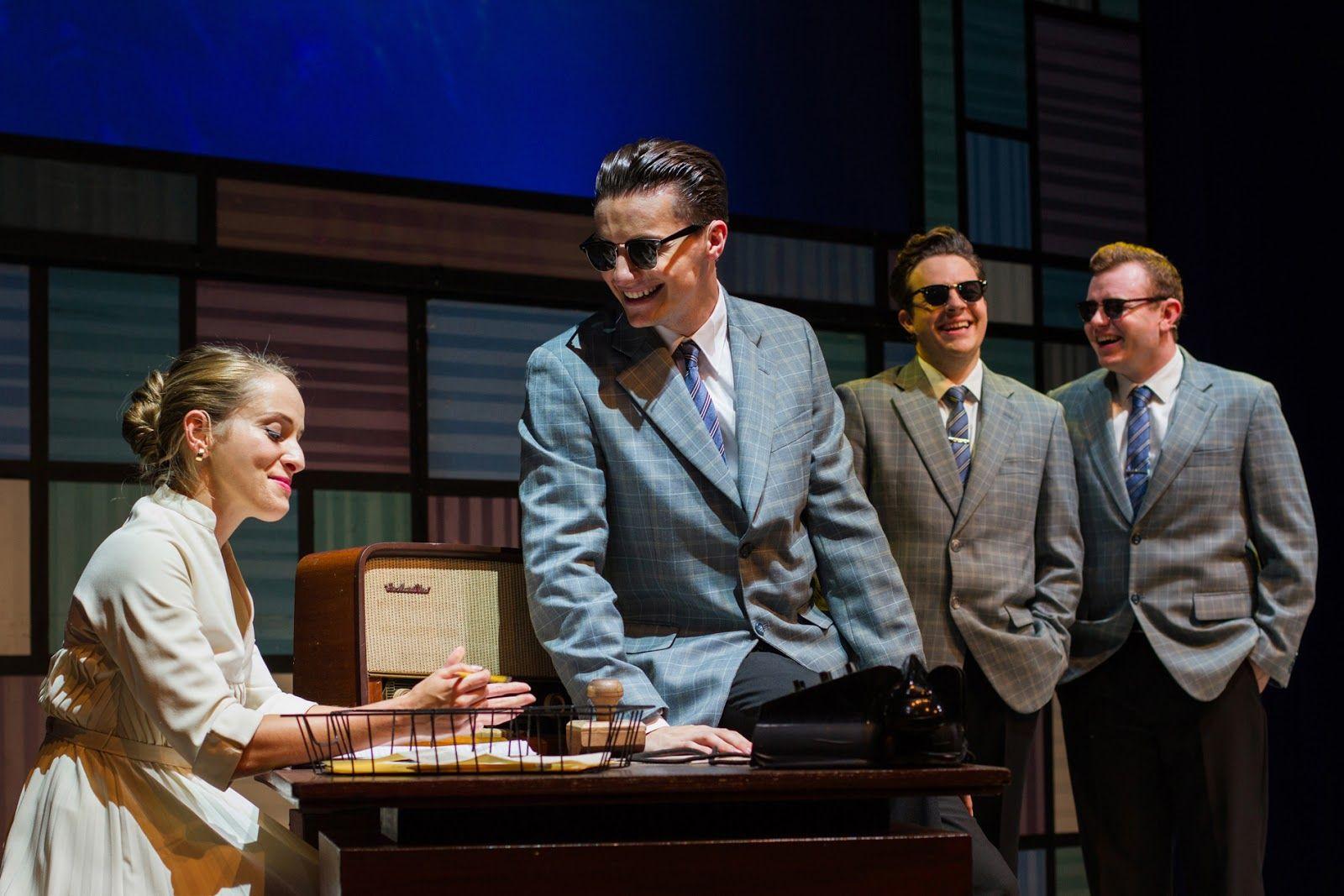 The Buddy Holly Story - Belgrade Theatre