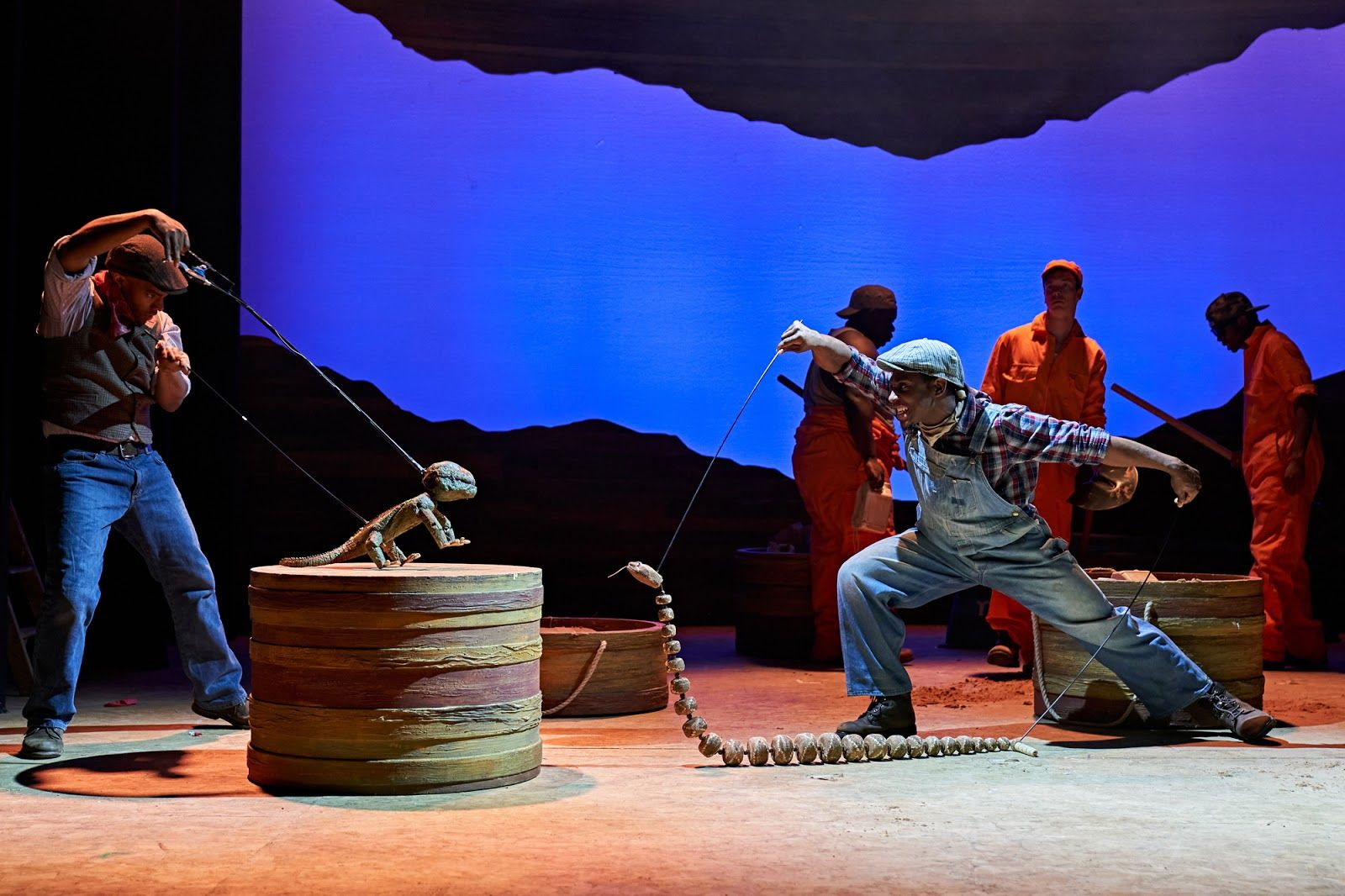 Holes - Belgrade Theatre Review