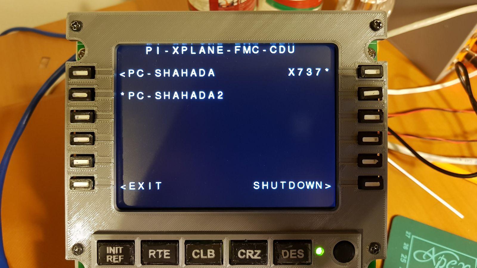 Installing PiXPlaneFMCCDU Software | Life, The Universe and
