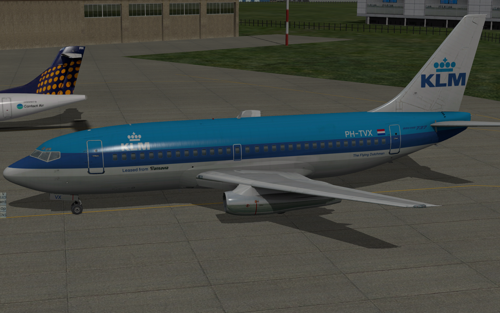 Painting the FlyJSim 732 Twinjet (Boeing 737-200) | Life