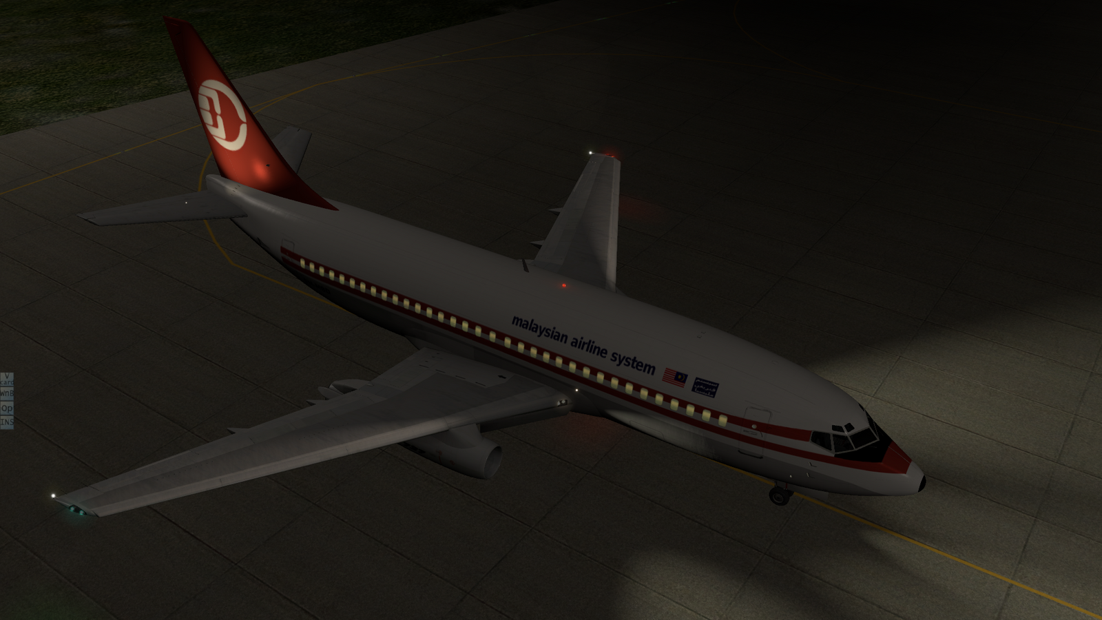 Painting the FlyJSim 732 Twinjet (Boeing 737-200) | Life, The