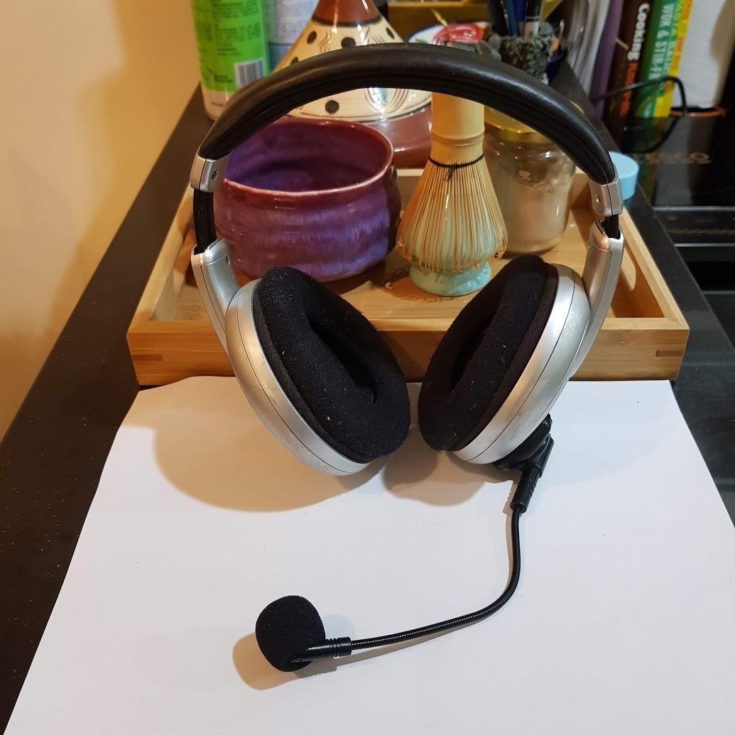 Diy Gaming Headset Life The Universe