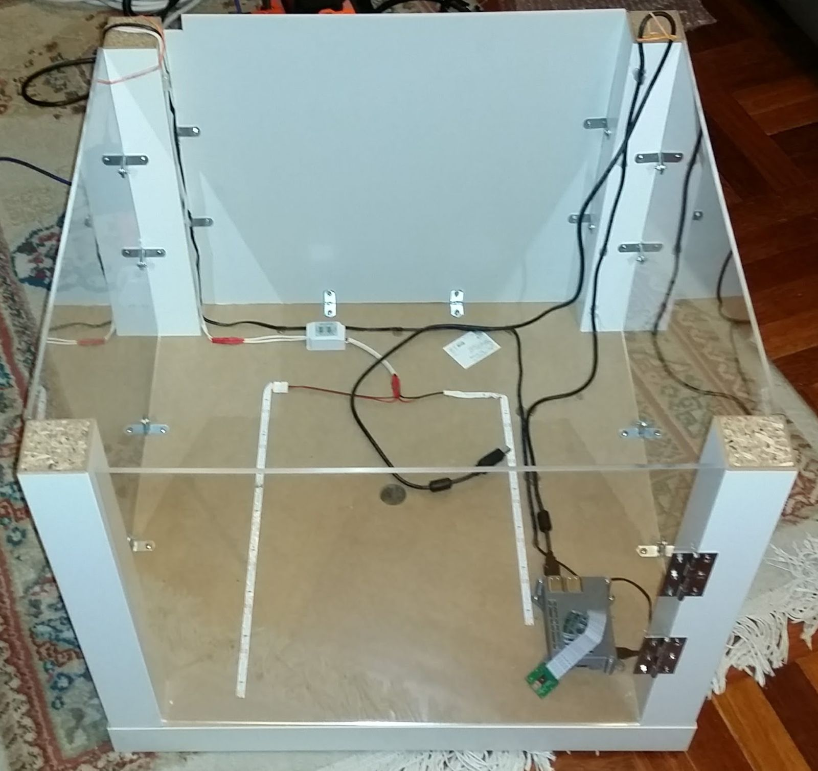 Diy 3d Printer Enclosure Repurposing The Ikea Lack Table Life