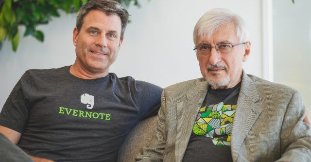 A Word of Gratitude to Evernote's Founder
