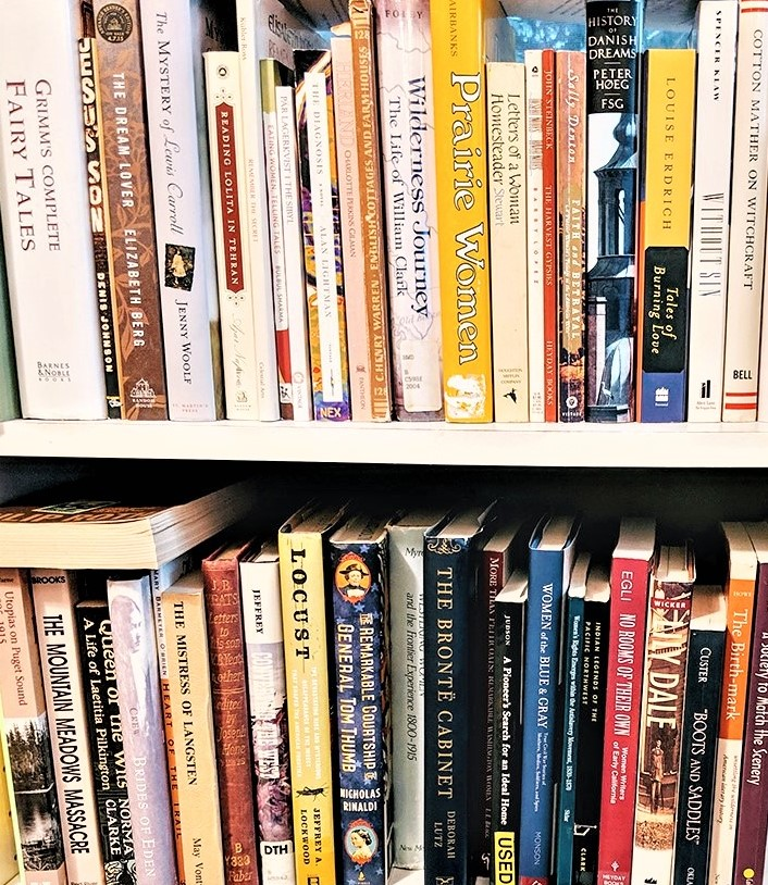 Print or Digital, No One Can Have Too Many Books | An