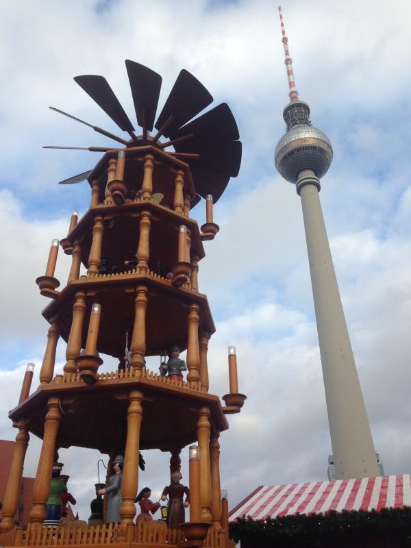 Image: Berlin, Germany - Alexanderplatz (Free Blog Pictures)
