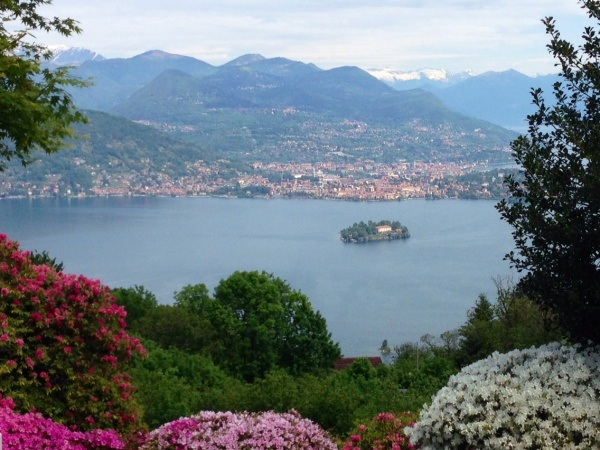 Image: Lago Maggiore, Italy with Isola Madre (Free Blog Pictures)