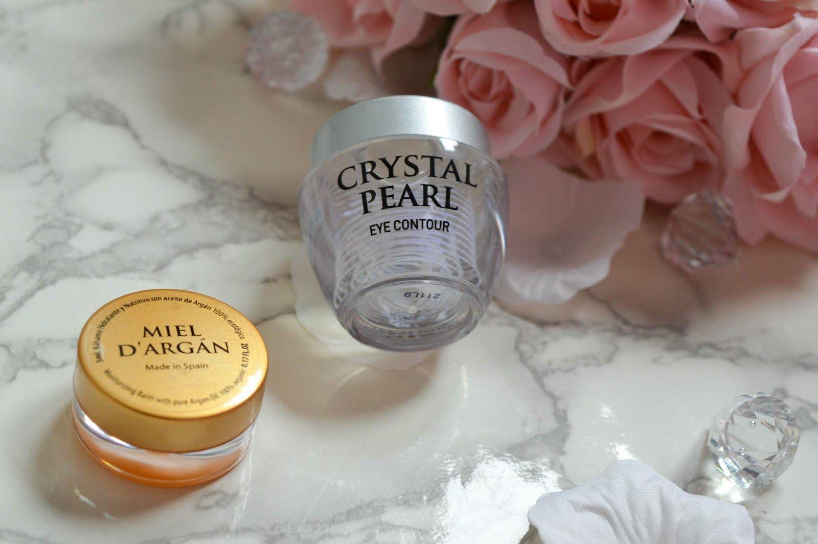 Crystal Pearl Eye Contour Gel