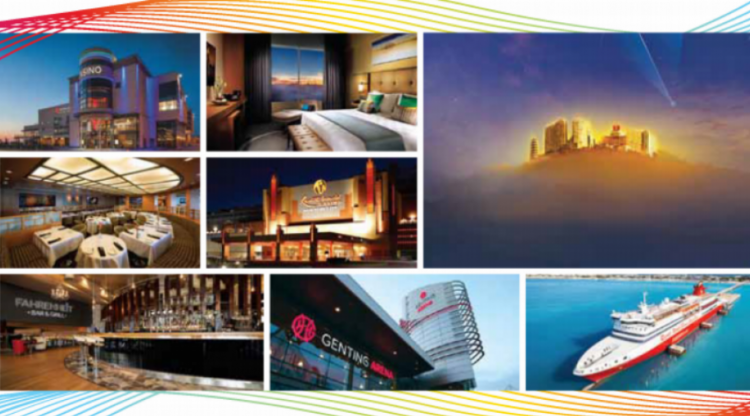 Image from Genting Malaysia 2014 Annual Report.