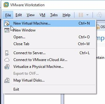 install-virtual-machine