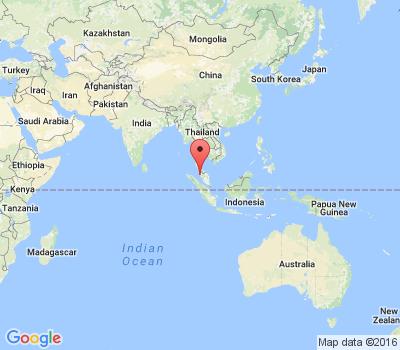 Geo location of IP address