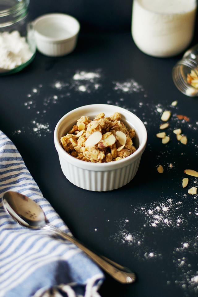 The Best Healthy, Homemade Granola Recipe
