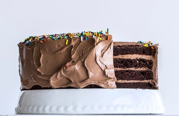 How to Make the Chocolate Layer Cake of Your Dreams photo