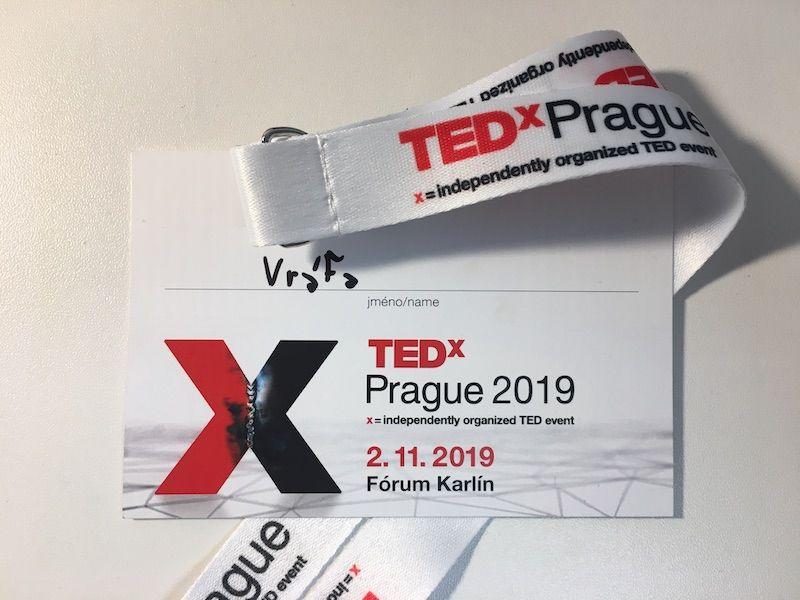 Ilustrační foto k článku TEDxPrague 2019: Stručná dávka inspirace