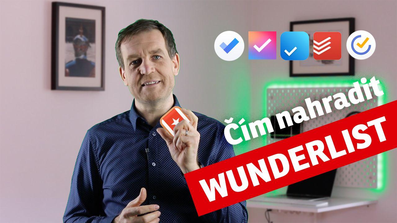 Ilustrační foto k článku Wunderlist končí: 5 aplikací na správu úkolů