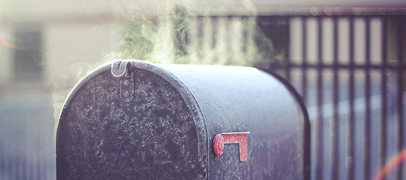 Ilustrační foto k článku Proč se vrátit od e-mailu zpět k papírovému dopisu?