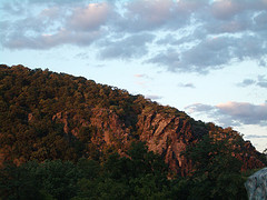 Mountains Near Harpers Ferry
