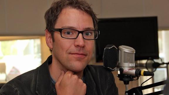 Andreas Bergh, forskare vid Lunds universitet. Bilden är tagen vid ett tidigare tillfälle. Foto: Sveriges Radio