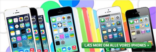 Læs mere om apps til iPhone