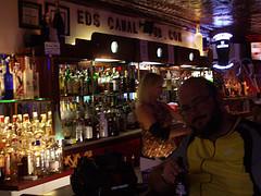Ed's Canal Pub in Cumberland