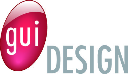 GUI Design logo